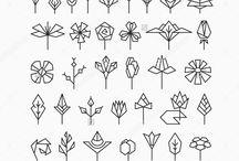 Kwiaty projekt