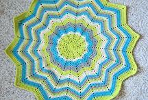 Blankets crochet