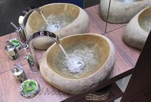 Stone Sinks indonesia / Hand made stone sinks indoensia - Lux4home™