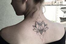 Tatouages de lotus