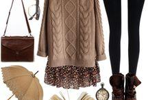 • clothing | autumn •