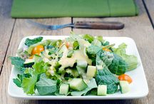 salads from elana's pantry / healthy salads. / by elana's pantry