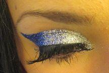 Cheerleading Makeup