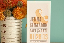 You are invited / Stationary and invitation design inspirations.