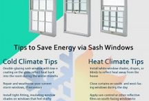 Sash Windows Infographics / This board has Infographics of Sash Windows & Doors