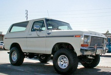 my old trucks and cars / by mike Hall