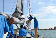 Venice Hospitality Challenge 2015 / Venice Hospitality Challenge 2015.  The second edition of the sailing race among Venice luxury hotels.  Find out more at http://bit.ly/1XlMF1C