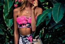 ♥ Tropical / Flower