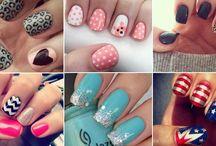 Nails / Decoração de unhas e cuidados para sua unhas