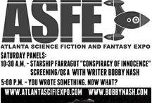Atlanta Sci Fi Fantasy Expo 2017