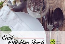 2014 Event & Wedding Trends