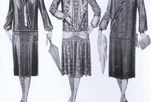 Vintage 20s FABULOUS STYLES & FANCY Patterns / by Vintage Patterns Dazespast