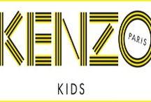 KENZO KIDS / Kenzo Kids è una casa di moda francese celebrata in tutto il mondo per la loro bizzarra combinazione di qualità e colore.