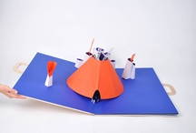 Paper Pop / Pop up and fold out books