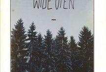 Muévete, recorre, explora... / Actividades a aire libre, entre bosques, senderos, montañas y cielos.