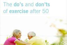 Seniors & Boomer Fitness  / by Amia Freeman