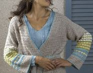 Knit/Crochet fashion / by Tracey Lague-Solow
