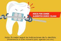 Reglamento 2016 / Cómo sería si hubiera multas por tener una mala salud bucal