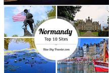 Normandie summera vacation