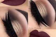 Tyra makeup