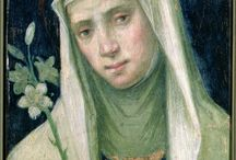 St Catherine of Sienna