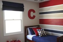 James's bedroom / Boy's bedroom decor