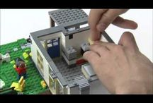 Lego Instructie Films