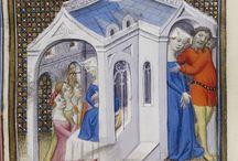 Boccaccio 1410 circa