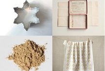 ▲ ETSY TREASURIES ▲ / Pretty Etsy Treasuries ! You can even spot my jewelry featured on some of them...