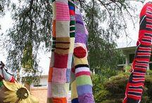 Trees knitt