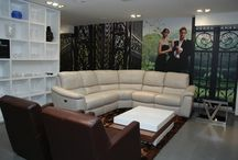 Simply Sofas Pune Launch / 10,000 square feet of European furniture, wine, cheese and music