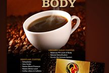Healthy Coffee / All products contain USDA Certified 100% GANODERMA Anyone you know have problems with: *Diabetes , Blood Pressure *Allergies, Sinuses, Asthma *Arthritis & Carpal Tunnel *Acne & Eczema *Weight Problems *Energy & Stamina *Heart Disease & Cholesterol *Hormonal Imbalances, etc....... / by geniusofcoffee .com