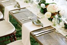W. Tablescapes