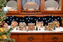 Christmas Village idea's