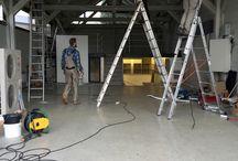 Friendly travaux / Friendly agence prend le large ! Découvrez le avant et le après des travaux dans les nouveaux bureaux, 19 rue de Dunkerque à Strasbourg.