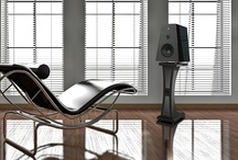 Fiesole - Rosso Fiorentino Full-range Stand Mount Speaker / The Reference series represents the quintessential expression of RF's design where the concept of elegance, in technology and look, is seen as the key to performance