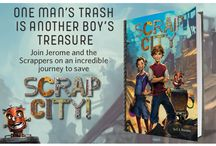 Books for Middle Grade Readers / Fiction and nonfiction books created for kids ages 9 - 12.