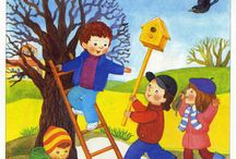 Anotimpuri si copii
