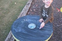 DIY Outdoor play