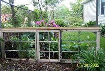Garden furniture / Mixed