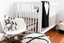 Modern nursery / Ideas for Morrison's room / by Ashley