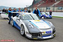 Porsche Sports Cup Spa / Belgien / Porsche Sports Cup Spa / Belgien