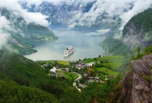 Norway  (Must see places)