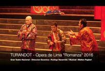 Turandot - Peru 2016