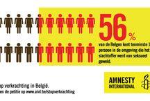 Stop verkrachting in België / Meer informatie op www.aivl.be/MyBodyMyRights