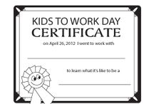 Bring Your Little to Work Month / July is Bring Your Little to Work Month!