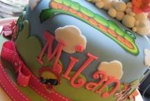 Moshi Monster Cakes