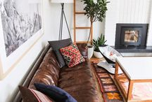 Perfect leather couches