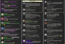 Twimbow Social Media Hub / A collection of screenshots of the colorful social media dashboard Twimbow / by Luca Filigheddu