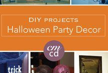 CMCD - Halloween Projects